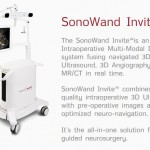 Sonowand - Early resection of low grade glimoas