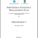 Greenway Shipping AS - Ship Energy Efficiency Management Plan approved!